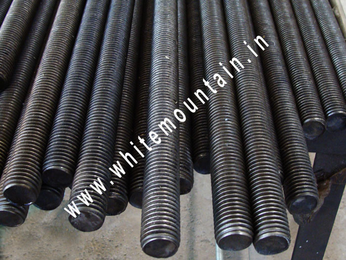 Threaded Rods and Threadded Bars manufacturers exporters in India